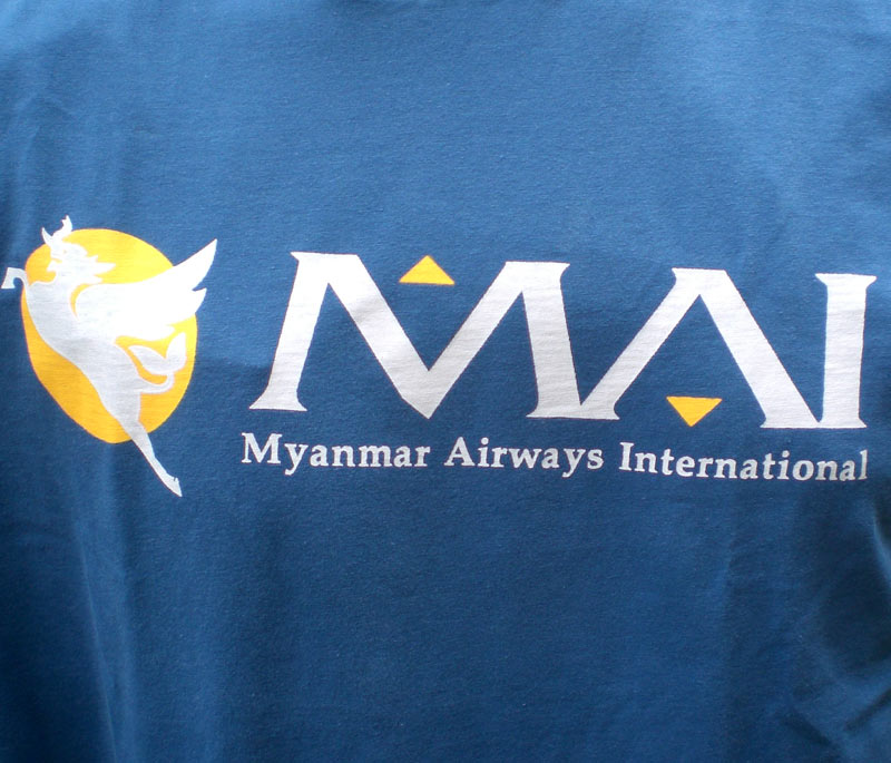 Myanmar-Airways Logo